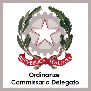 Ordinanze commissariali - Elenco completo